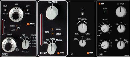 MDE Simple Amplifiers