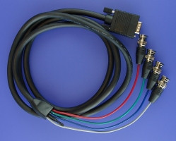 Oxford Optronix - OxyLite - BNC adapter cable for Pro models