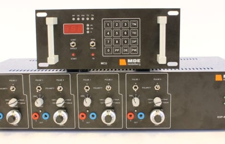 MDE GmbH - Small Vessel Wire Myograph Systems - EXP-ST Stimulators - Square Wave Stimulator
