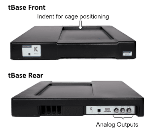 Kaha Sciences - MT110 tBase - Front & Rear
