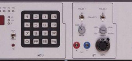 MDE GmbH - Zebrafish Systems - Electronic Stimulator