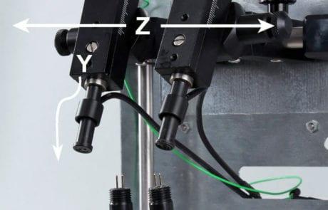 MDE GmbH - Zebrafish Systems - Manipulator Positioning