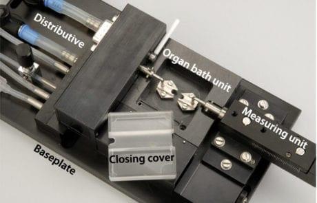 MDE GmbH - Small Vessel Wire Myograph Systems - Organ Bath