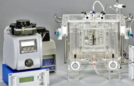 MDE GmbH - Isolated Heart Perfusion System - PUMP-01