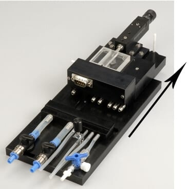 MDE GmbH - Small Vessel Wire Myograph Systems - Unit Sliding